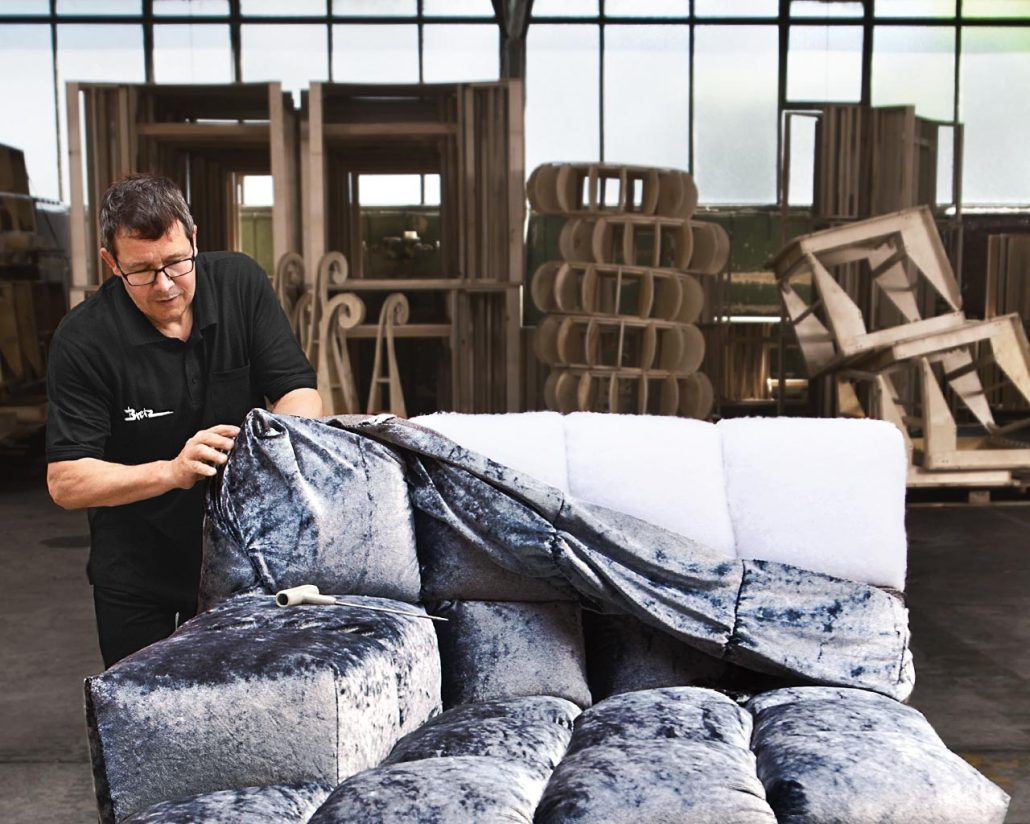 Bretz - Design Sofa Hersteller made in Germany since 1895 ✓