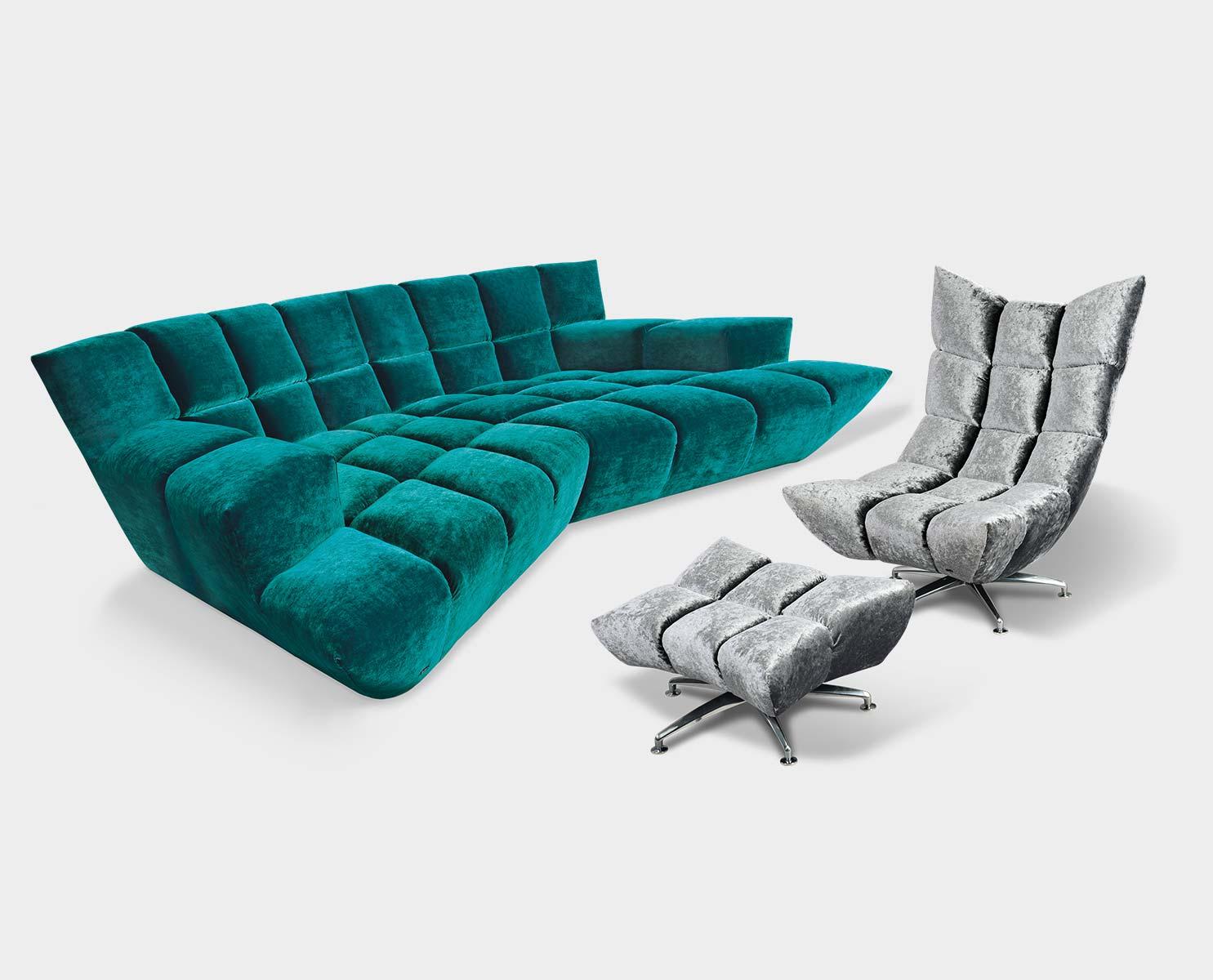 cloud7 sofa gruppenbild bretz. Black Bedroom Furniture Sets. Home Design Ideas