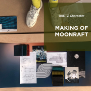 Bretz Sofa Moonraft