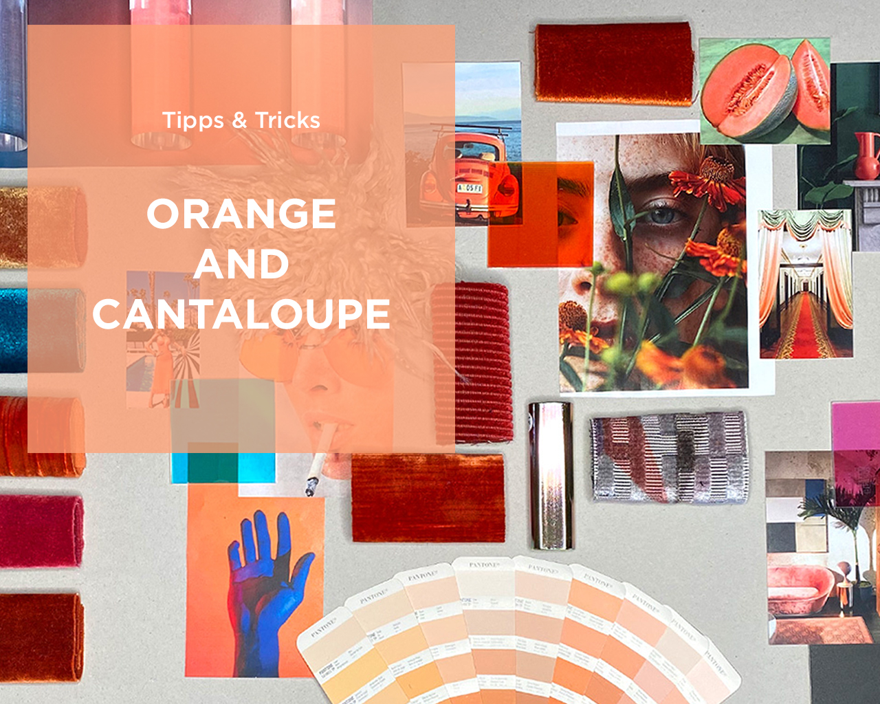 Trend Colours 2020 Orange And Cantaloupe Bretz Wohntraume Gmbh Pair this paint color with darker wood cabinety. trend colours 2020 orange and
